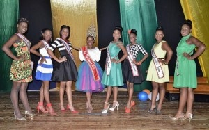 Miss Teen Dominica 2016