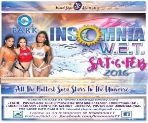 Insomnia 2016 live from Trinidad