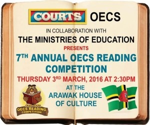 7th Annual OECS Reading Competition