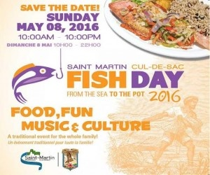 Saint Martin Fish Day 2016