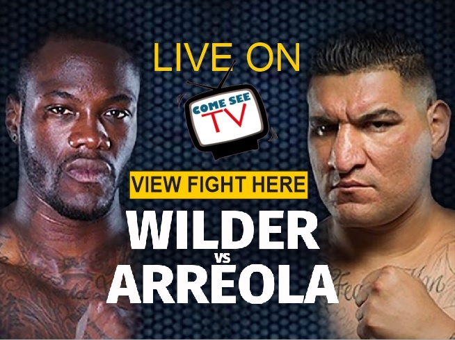 FightTyme Live - Deontay Wilder & Chris Arreola