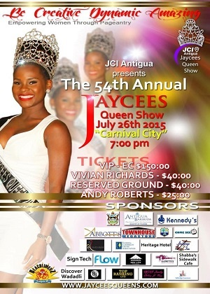 '''''''''''''''Miss Jaycees Queen Show 2015'''''''''''''''