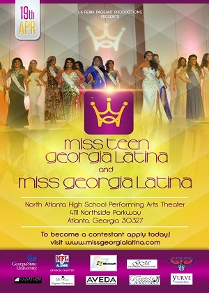 ''''''''''Miss Teen and Miss Georgia and Alabama Latina 2015 Live on ComeSeeTv''''''''''