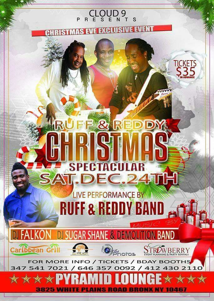 Ruff & Reddy Christmas Spectacular in New York 2016