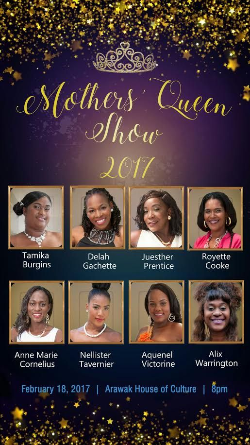 Dominica Carnival Mothers Queen Show 2017