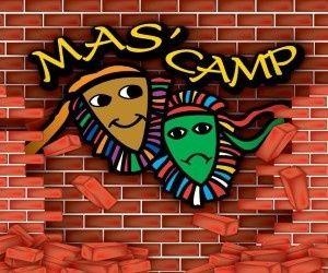 Showdown Mas Camp Calypso Tent 2017 Season