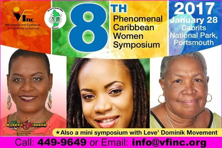 VFInc 8th Phenomenal Caribbean Women Symposium