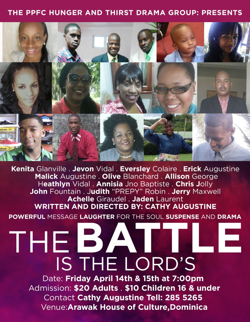 The Battle is the Lord's - A Play by the PPFC Hunger and Thirst Drama Group