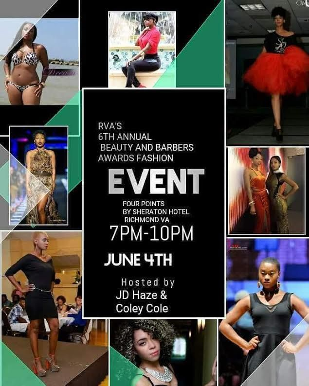 VAM TV presents The RVA Beauty and Barber Awards and Fashion Event 2017
