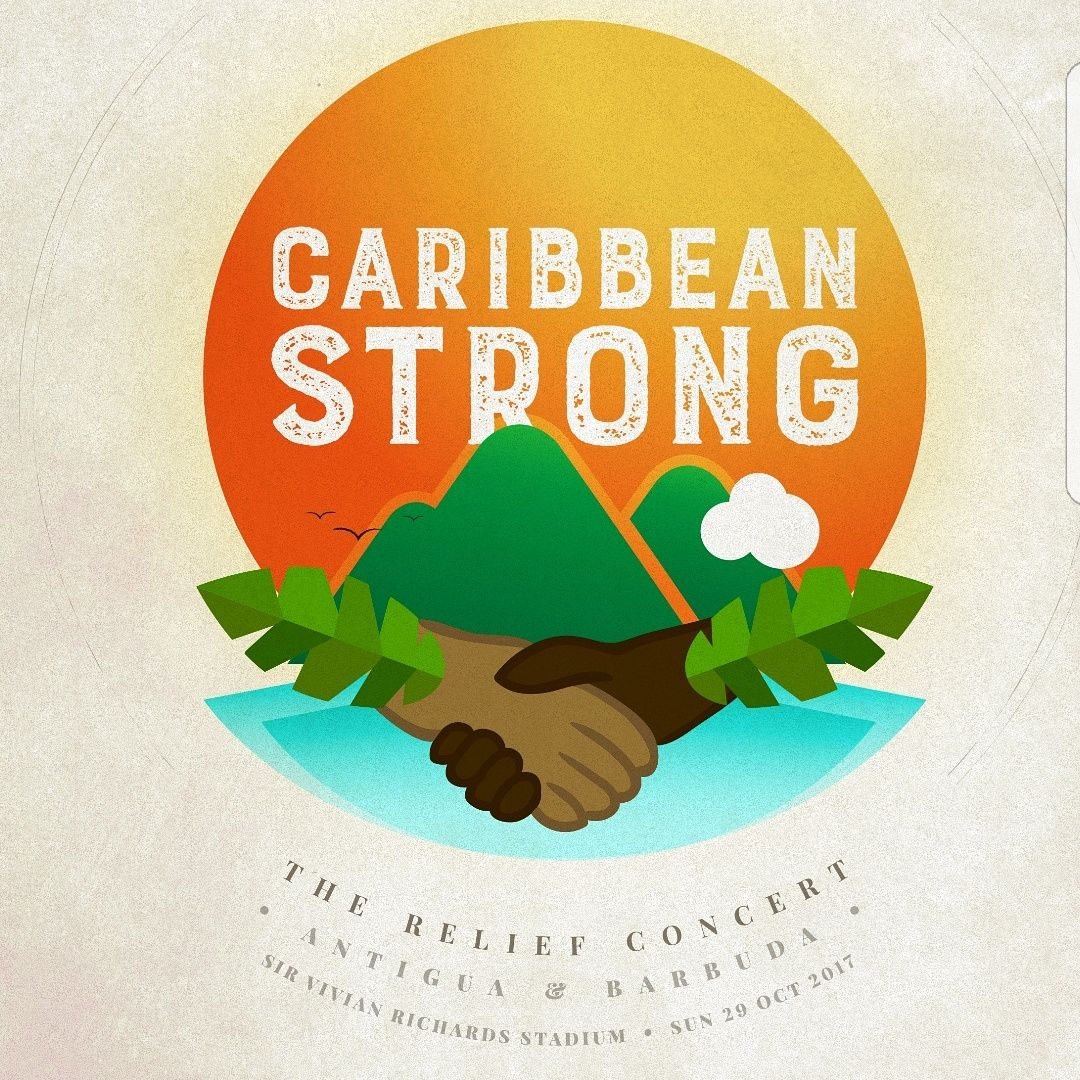 Caribbean Strong - Antigua