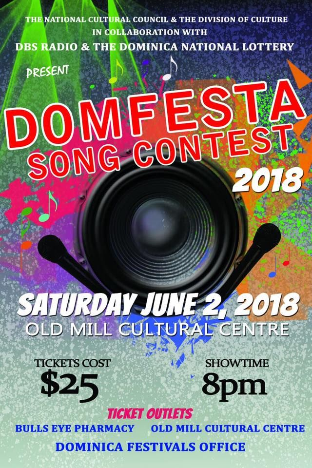 Domfesta Song Contest 2018