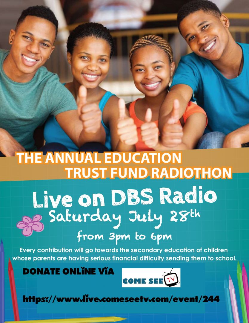 Dominica Education Trustfund Radiothon 2018