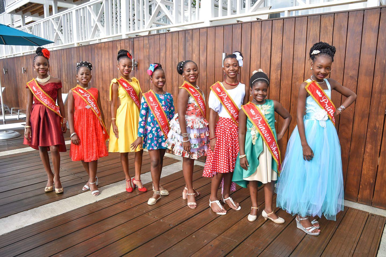 Dominica Carnival Princess Show 2019