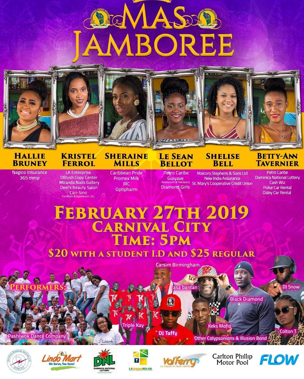 Miss DSC Mas Jamboree 2019