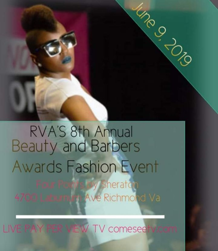 VAM TV presents The 8th Annual RVA Beauty and Barber Awards and Fashion Event