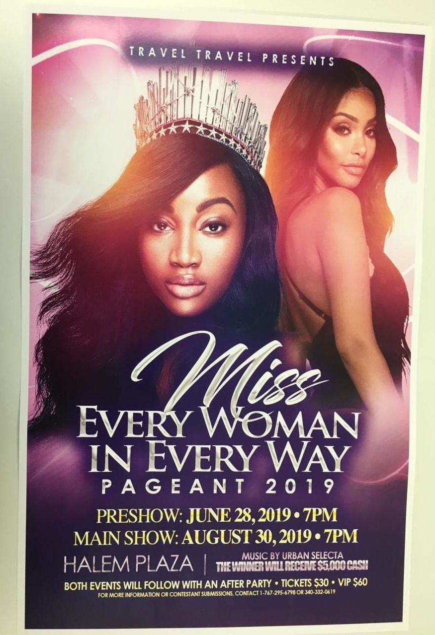 Miss Every Woman in Every Way Pageant 2019 Lingerie Preshow