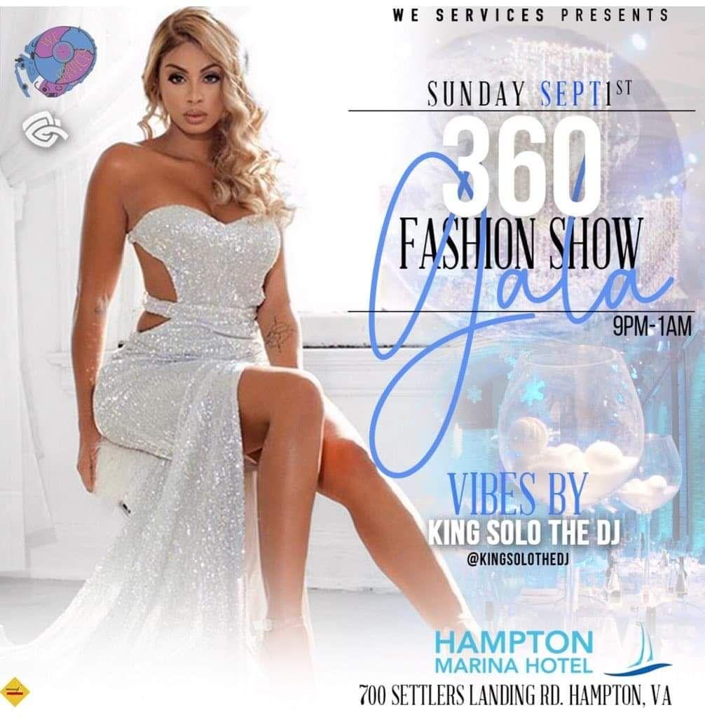 360 Fashion Show Gala 2019