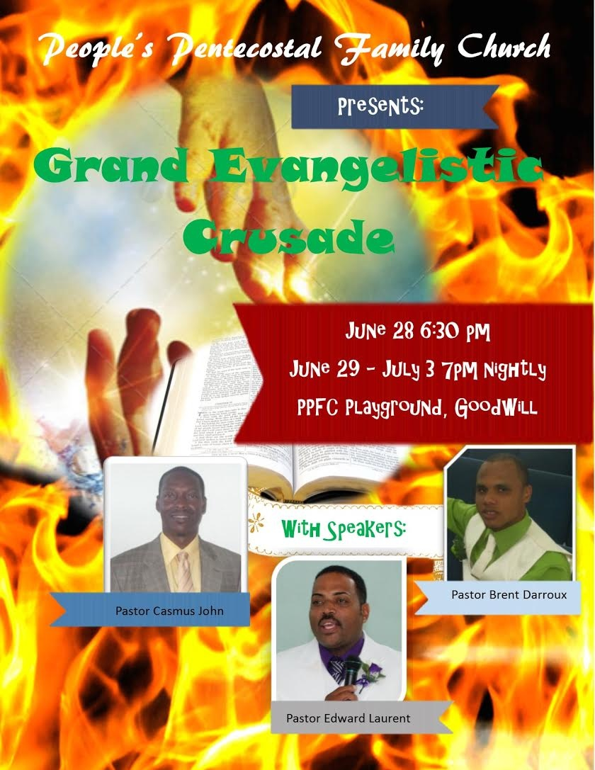 'Grand Evangelistic Crusade 2015'