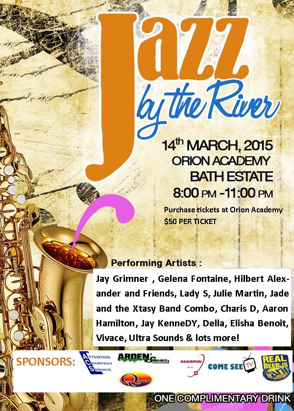 Jazz by the River 2015