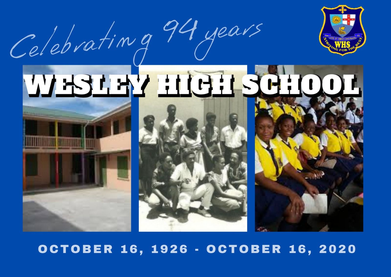 Wesley High School, Dominica - Founders Day: Celebrating 94 Years