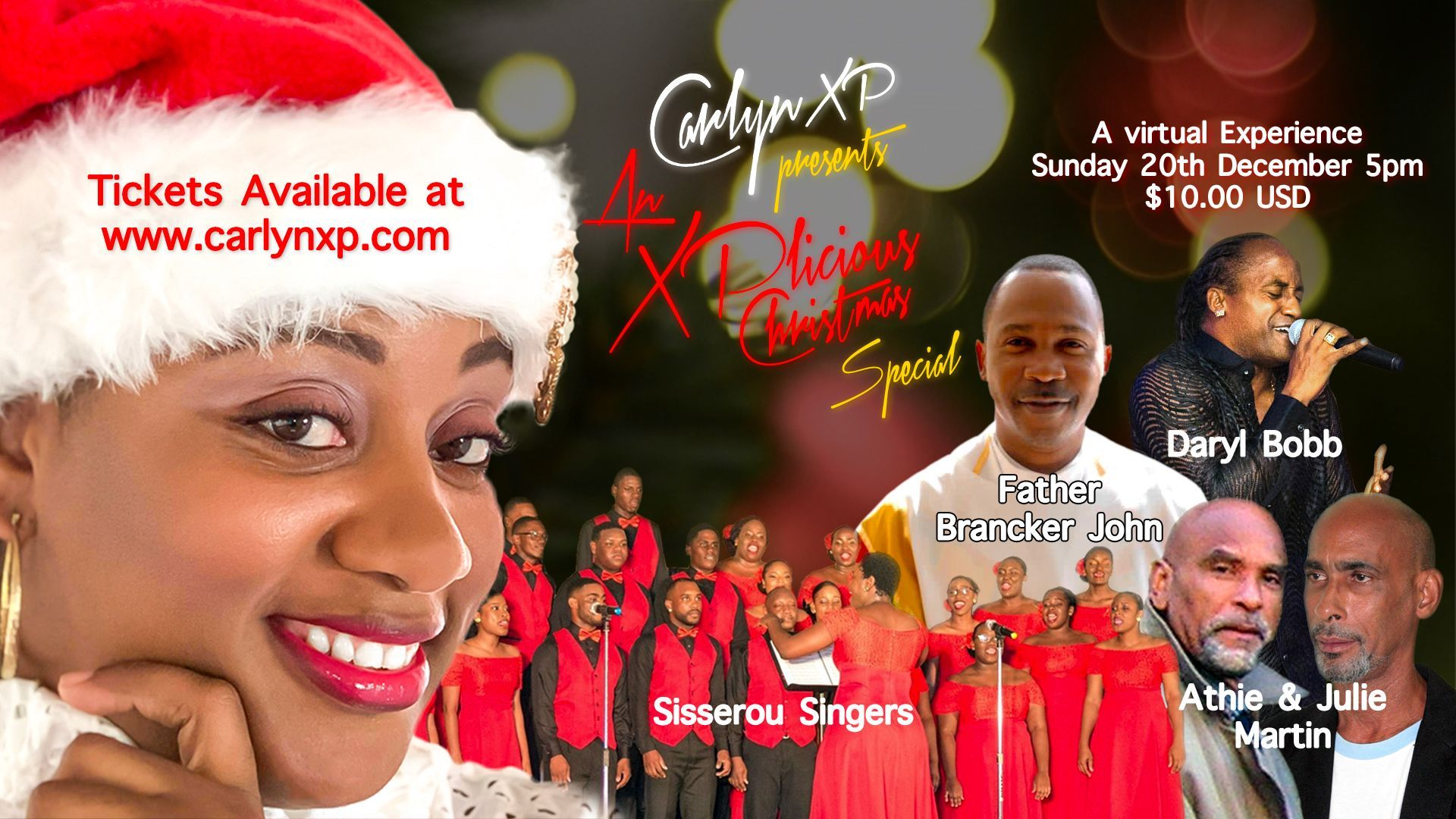 An XPlicious Christmas Special presented by Carlyn XP