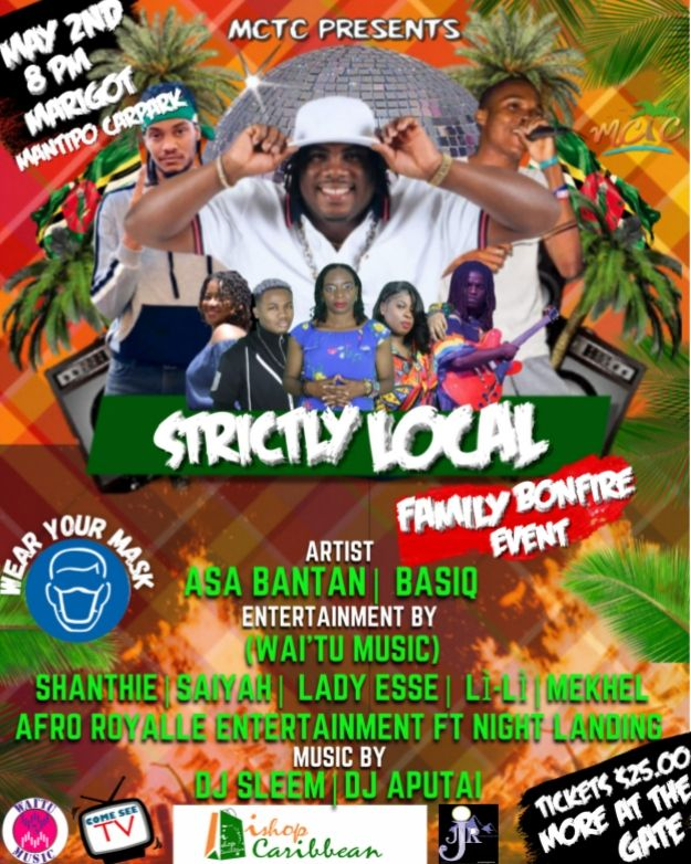 Strictly Local 2021 (Family Bonfire Event)