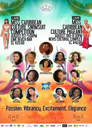'''''Miss Caribbean Culture 2015'''''