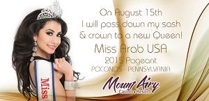 ''''''Miss Arab USA 2015''''''