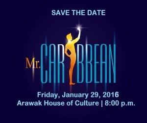 '''Mr Caribbean 2015 live'''