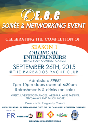 '''''E.O.C Soirée and Networking Event'''''