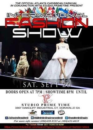 'ACCBA International Fashion Show 2015'
