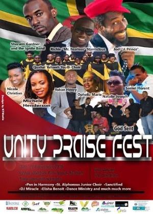 ''Unity Praise Dominica 2015''