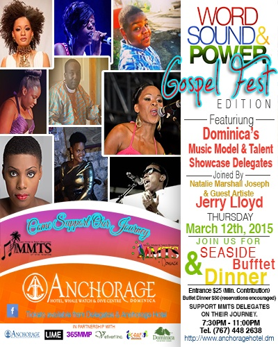 Word, Sound and Power Gospel Fest