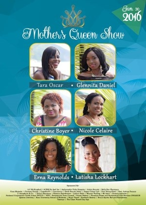 Dominica Carnival Mothers Queen Show 2016 live
