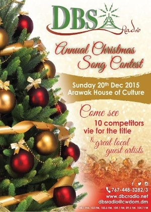 DBS Christmas Song Contest 2016
