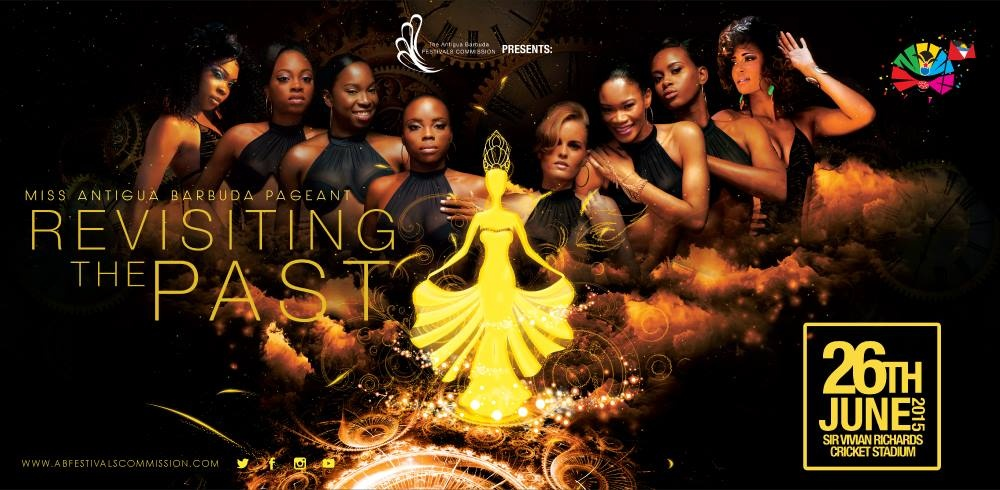 Miss Antigua Barbuda Pageant 2015 Comeseetv Broadcast