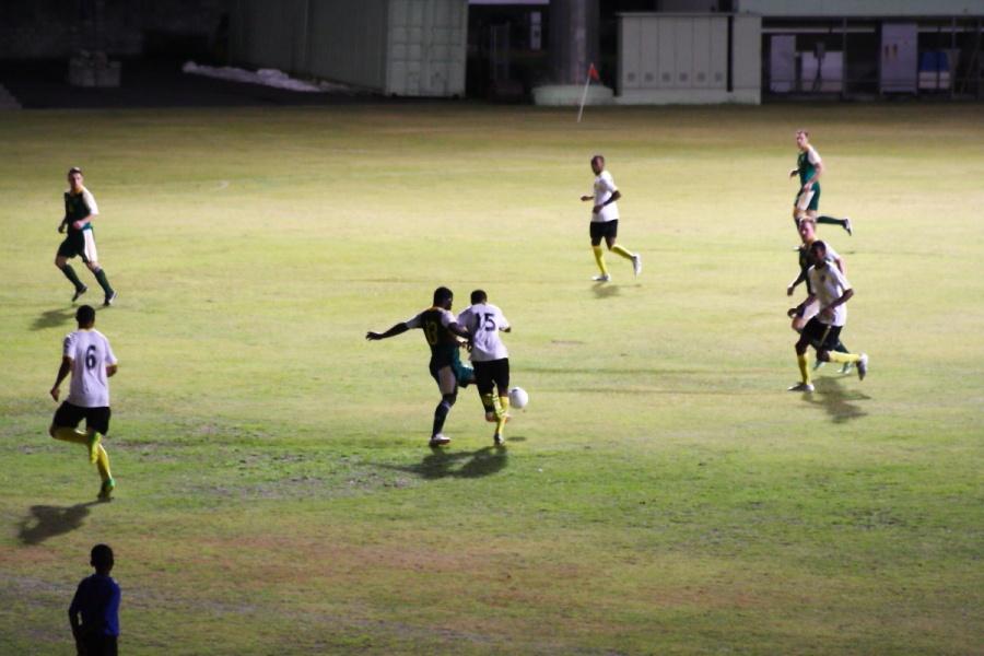 DA vs BVI Football Qualifying Game - Thursday